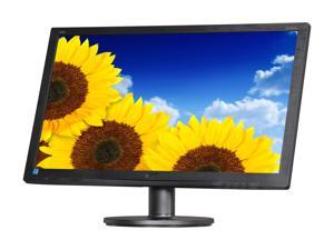 "AOC E2460SWD Black 24"" 5ms Widescreen LED Backlight LCD Monitor"