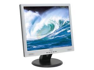 "AOpen F95GS Silver-Black 19"" 12ms LCD Monitor Built-in Speakers"