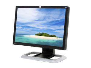 "HP L2045w Black-Silver 20.1"" 5ms Widescreen LCD Monitor w/Pivot Adjustments"