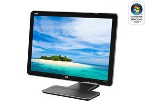"HP w2207h Black 22"" 5ms Widescreen LCD Monitor"