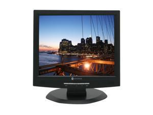 "ADVUEU ADV1901B Black 19"" 25ms LCD Monitor Built-in Speakers"