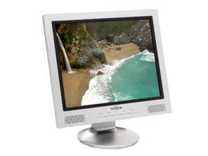 "PROVIEW PL482s Silver 14"" 38ms LCD Monitor"