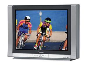"Panasonic CT-32HL15 32"" Aspect Ratio 4:3 Silver Tau Series PureFlat HDTV Monitor w/ Precision Picture Processing"