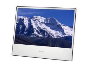 "Shuttle XP19W Silver 19"" 5ms Widescreen LCD Monitor Built-in Speakers"
