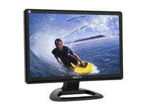 "DCLCD DCL24A Black 24"" 2ms Widescreen LCD Monitor Built-in Speakers"