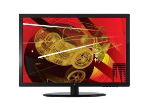 "V7 LED236W3R-8N Glossy Black 24"" 5ms Widescreen LED Backlight LCD Monitor"