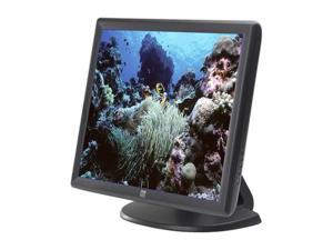 "ELO TOUCHSYSTEMS 1915L (E266835) Dark gray 19"" Dual serial/USB Intellitouch surface acoustic wave Touchscreen LCD Monitor"