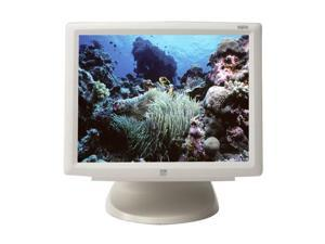 "ELO TOUCHSYSTEMS 1528L Beige 15"" Dual serial/USB 5-wire Resistive Desktop Touchmonitor Built-in Speakers"