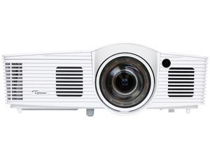 Optoma GT1080 1080P Full HD Home Entertainment Projector, 2800 ANSI Lumens, 25000:1 Contrast Ratio, HDMI, MHL, USB, Built-in Speaker