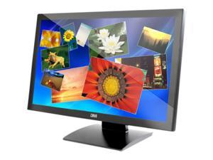 "3M M1866PW Black 18.5"" USB Projected Capacitive IPS-Panel Multi-touch Monitor Built-in Speakers"