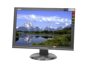 "ASUS VW192S Black 19"" 5ms Widescreen LCD Monitor Built-in Speakers"