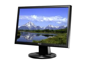 "ASUS VW193T Black 19"" 5ms Widescreen LCD Monitor Built-in Speakers"