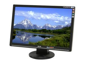 "ASUS VW221D Black 21.6"" 5ms Widescreen LCD Monitor"