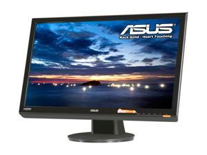 "ASUS VH242H Black 23.6"" 5ms HDMI 1080P Widescreen LCD Monitor W/Speakers"