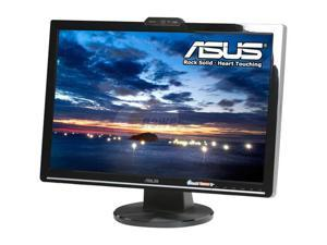 "ASUS VK221D Black 21.6"" 5ms Widescreen LCD Monitor"