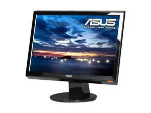 "ASUS VH196T Glossy Black 19"" 5ms Widescreen LCD Monitor w/HDCP Built-in Speakers"