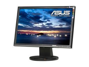 "ASUS VW195T-P Black 19"" 5ms Widescreen LCD Monitor Built-in Speakers"