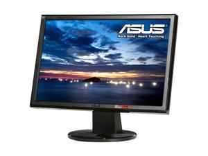 "ASUS VW193TR Black 19"" 5ms Widescreen LCD Monitor Built-in Speakers"
