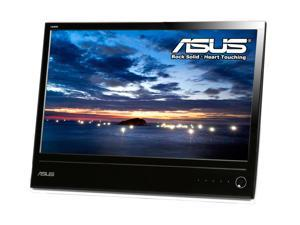 "ASUS MS226H Glossy Piano-Black / White 21.5"" 2ms Ring Stand & Ergo-Fit HDMI Widescreen LCD Monitor"