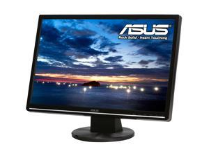 "ASUS VW224T Black 22"" 5ms Widescreen LCD Monitor Built-in Speakers"