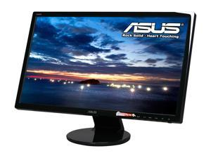"ASUS VE246H Black 24"" 2ms(GTG) Widescreen LCD Monitor Built-in Speakers"