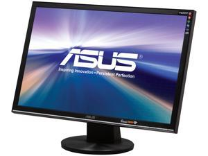 "ASUS VW226T-TAA VW226T-TAA Black 22"" 5ms Widescreen LCD Monitor Built-in Speakers"