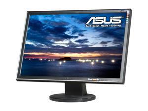 "ASUS VW225TAA Black 22"" 5ms Widescreen LCD Monitor Built-in Speakers"