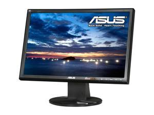 "ASUS VW193DR Black 19"" 5ms Widescreen LCD Monitor"