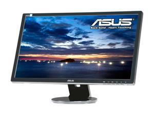 "ASUS VE248H Black 24"" 2ms LED Backlight Widescreen LCD Monitor W/ Speakers"