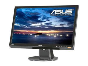 "ASUS VH222H Black 21.5"" 5ms Widescreen LCD Monitor Built-in Speakers"