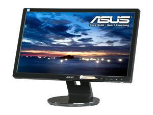 "ASUS VE Series VE208N Black 20"" 5ms Widescreen LED Backlight LCD Monitor"