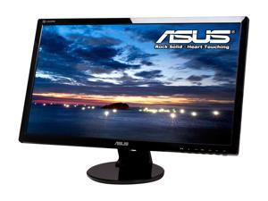 "ASUS VE Series VE278Q-B Black 27"" 2ms (GTG) Widescreen LCD Monitor Built-in Speakers, B Grade, Light Scratches On the Screen ..."