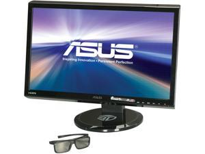 "ASUS VG Series VG23AH Black 23"" 5ms HDMI Widescreen 3D LED Monitor 250 cd/m2 ASCR 80,000,000:1, IPS Panel, Height & Swivel ..."