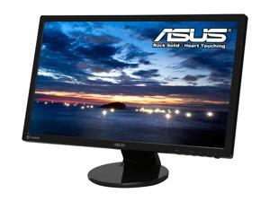 "ASUS VE248Q Black 24"" 2ms GTG Widescreen LED Backlight LCD Monitor Built-in Speakers"