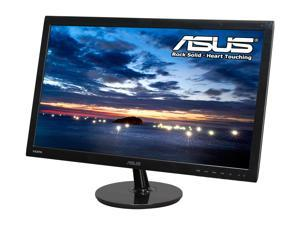 "ASUS VS Series VS247H-P Black 23.6"" 2ms (Gray to Gray) HDMI Widescreen LED Backlight LCD Monitor"