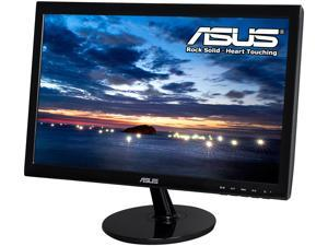 "ASUS VS208NR-B Black 20"" 5ms Widescreen LED Backlight LCD Monitor"
