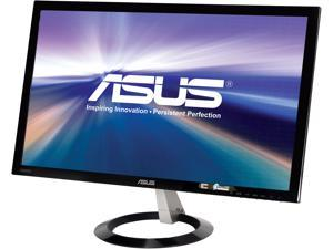 "ASUS VX238H Black 23"" 1ms (GTG) Widescreen LED Backlight LCD Monitor Built-in Speakers"