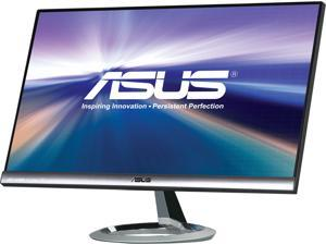 "ASUS MX239H Silver / Black 23"" 5ms (GTG) Widescreen LED Backlight LCD Monitor, IPS Panel Built-in Speakers"