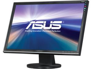 """ASUS VW22AT-CSM Black 22"""" 5ms Widescreen LED Backlight LCD Monitor Manufacture Recertified Built-in Speakers"""