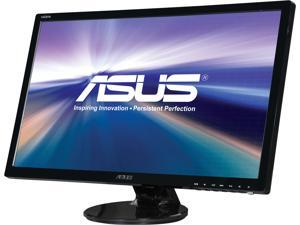 "ASUS VE278H Black 27"" 2ms (GTG) HDMI Widescreen LED Backlight LCD Monitor"