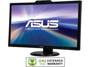 "ASUS VG278H Black 27"" 2 ms (Gray to gray) HDMI Widescreen LED Backlight LCD Monitor"