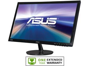 "ASUS VS Series VS238H-P-12 Black 23"" 2ms (Gray to Gray) HDMI Widescreen LED Backlight LCD Monitor"