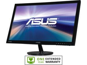 "ASUS VS278Q-P Black 27"" 1ms (GTG) HDMI Widescreen LED Backlight LCD Monitor With 1 Year Extended Warranty"