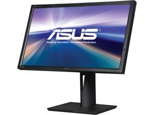 "ASUS PA279Q Black 27"" 6ms HDMI Widescreen LED Backlight True Color Professional Monitor With 1 Year Extended Warranty"