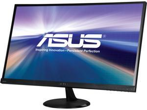 "Asus VC279H Slim Bezel Black 27"" 5ms (GTG) IPS Widescreen LED Backlight LCD Monitors, HDMI 1920X1080 , W/ eye care feature and flicker free Technology, 178/178 Viewing Angle and build in speakers"