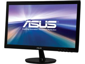 "ASUS VS207D-P Black 19.5"" 5ms Widescreen LED Backlight LCD Monitor"