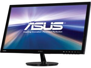 "ASUS VS248H-P Black 24"" 2ms GTG HDMI Widescreen LED Backlight LCD Monitor"