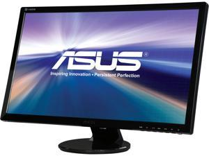 "ASUS VE278Q Black 27"" 1920x1080 2ms Full HD HDMI LED Backlight LCD Monitor w/ Speakers 300 cd/m2 ASCR 10,000,000:1"