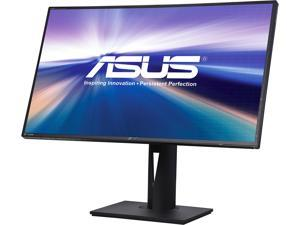 "Title: Asus Professional -Grade PA328Q Black 32""6ms (GTG) 4K /UHD 3840 x 2160 IPS LED Backlight LCD Monitor, Ergonomically-designed stand with Tilt,Swivel,Pivot,Height Adjustable, built in Speakers"