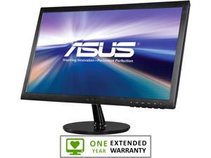 "ASUS VS228NL-P-12 Black 21.5"" 5ms Widescreen LED Backlight LCD Monitor"